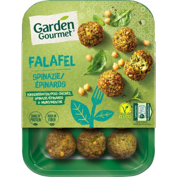 Garden Gourmet Falafel spinazie vegan