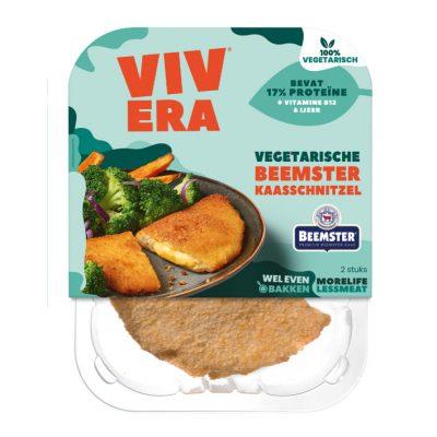 Vivera Beemster kaasschnitzel